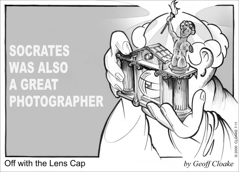 OLC 2001-11-7 Cartoon - Socrates