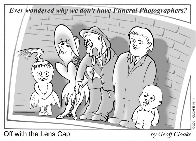 OLC Cartoon - Funeral - 20x16x400