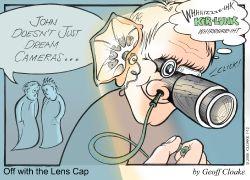 OLC 2000-7-12 Cartoon - CameraFace2. 20x14x400 Portfolio Page
