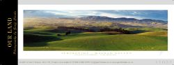 11025 - Springtime - Waihao Valley - Sample Pano