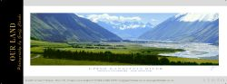 11650 Upper Rangitata Valley - Sample Pano