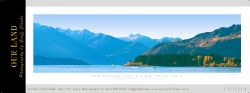 16804 - Boating on Lake Wanaka - Sample Pano