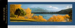 9831c - Autumn at Lake Hayes - Sample Pano