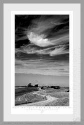 9494-95 Nor'wester over Sutherlands - Medium Tall Portrait