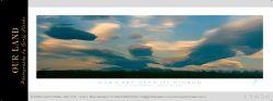 13626 - Dawn Sky Over Mt Nimrod - Sample Pano