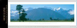 6754 - Glacier Morning - Sample Pano